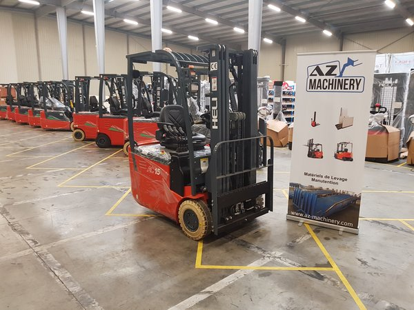 New forklift AZ MACHINERY Stock available in France
