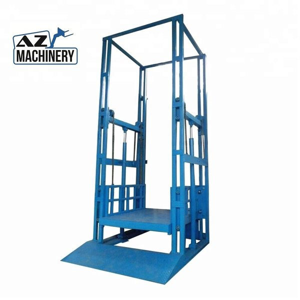 Industrial freight elevator, Brand: AZ LIFT-Type: MCI 2.0-4.5