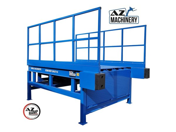 Loading Table AZ RAMP-AZ RAMP - Type: OTC DOCK-8T . 8 Ton Capacity