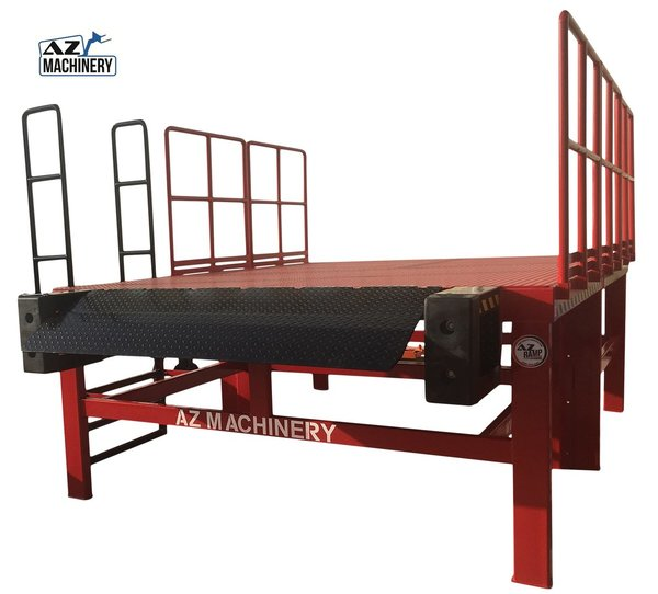 Loading dock Table AZ RAMP-DISPATCH 3-4 ZR-6T-180 °
