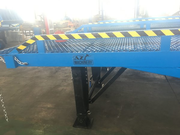 mobil dock ramp quality CE
